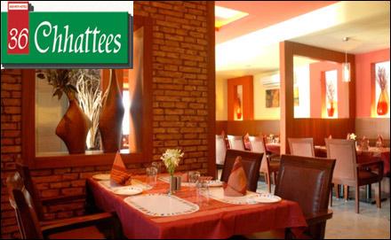 Flat 50 Off IML IMFL 15 Food At 36 Chhattees BBQ 45 Jubilee Hills